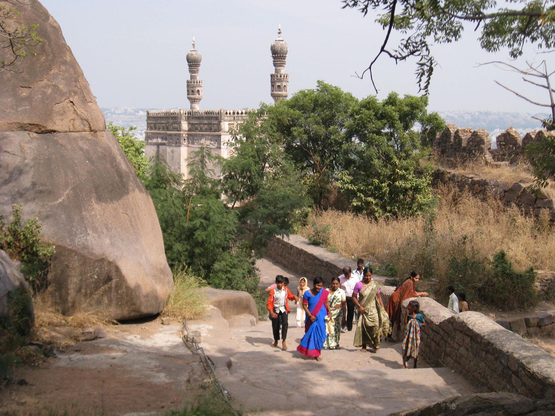 2010_Hyderabad Golconda Fort_011 KOPIE S